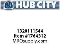 HubCity 1320111544 B350RWX1-5/8 Bearing Insert