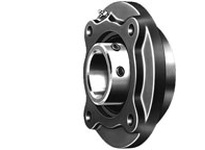 Dodge 065644 FC-SC-110L BORE DIAMETER: 1-5/8 INCH HOUSING: PILOTED FLANGE LOCKING: SET SCREW