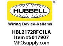 HBL_WDK HBL2172RFC1LA RF CTRL HGR SPLT CIRC 15A 5-15R LA