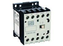 WEG CWC07-00-40C02 MINI CONT 4NO 7A 12VDC Contactors