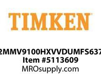 TIMKEN 2MMV9100HXVVDUMFS637 Ball High Speed Super Precision
