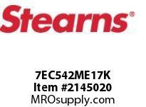 STEARNS 7EC542ME17K BRKELE CALIPER17MM103V 234937