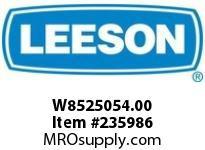 LEESON W8525054.00 VL852-60-RU