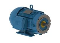 WEG 00518ST3HIP184TC-W22 5HP 1800 3 60 575V IEEE-841