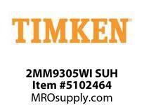TIMKEN 2MM9305WI SUH Ball P4S Super Precision