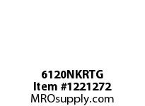 WireGuard 6120NKRTG 6x6x120 NEMA TYPE 3R BARRIER KIT FLUSH COVER