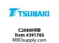 US Tsubaki C2080HRB C2080H RIVETED LG.