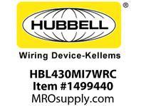 HBL430MI7WRC