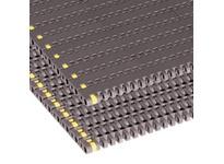 REXNORD HP8505-12F3E32 HP8505-12 F3 T32P HP8505 12 INCH WIDE MATTOP CHAIN WI