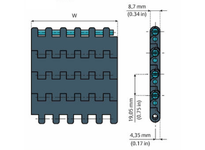 System Plast AA2501698 NGE2190FT-K325 MPB-INCH