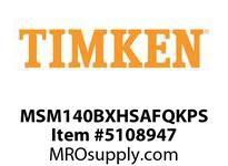 TIMKEN MSM140BXHSAFQKPS Split CRB Housed Unit Assembly