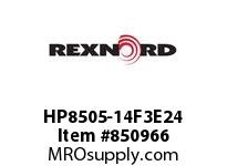REXNORD HP8505-14F3E24 VOID SEE 81446701