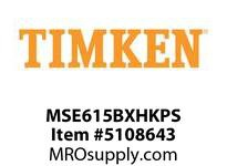 TIMKEN MSE615BXHKPS Split CRB Housed Unit Assembly