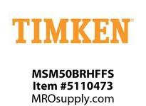 TIMKEN MSM50BRHFFS Split CRB Housed Unit Assembly