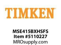 TIMKEN MSE415BXHSFS Split CRB Housed Unit Assembly