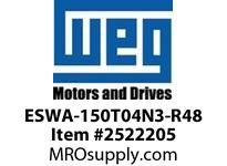 WEG ESWA-150T04N3-R48 FVNR 100HP/460V T-A 3R T04 Panels