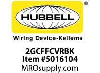 HBL_WDK 2GCFFCVRBK 2G CARPET FF CVR BLACK POWDER