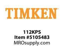 TIMKEN 112KPS Split CRB Housed Unit Component