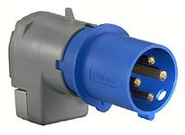HBL-WDK A460P9 PS IEC PLUG 3P4W 60A 3P 250V LOPRO