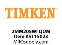TIMKEN 2MM205WI QUM Ball P4S Super Precision