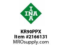 INA KR90PPX Stud type track roller