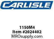 Carlisle 1150M4 Vee Rib M Carlisle