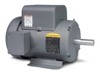 L3609T-50 3HP, 1425RPM, 1PH, 50HZ, 184T, 3646LC, TEFC, F1