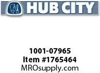 HubCity 1001-07965 PB150URX1 Pillow Block Bearing