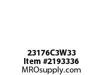 PTI 23176C3W33 SPHERICAL ROLLER BEARING