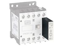 WEG RCC0-5 D84 SUR BLK RC250-380VAC CWC Contactors