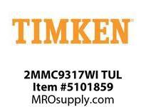 TIMKEN 2MMC9317WI TUL Ball P4S Super Precision