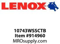Lenox 10743WSSCTB WORKSITE STORAGE-COMPACT TOOL BAG-COMPACT TOOL BAG- STORAGE-COMPACT TOOL BAG-COMPACT TOOL BAG-