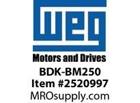 WEG BDK-BM250 BRAKE DISC KIT BM250 Motores