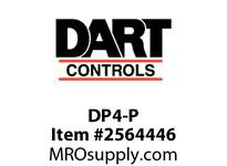 Dart DP4-P Dual Voltage Digital Speed Display. Digital display speedpot for AC or DC drives. Microcomputer based the DP4