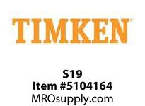 TIMKEN S19 Split CRB Housed Unit Component