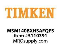 TIMKEN MSM140BXHSAFQFS Split CRB Housed Unit Assembly