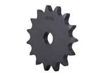 12A23 Metric A-Plate Roller Chain Sprocket