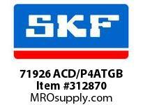 SKF-Bearing 71926 ACD/P4ATGB