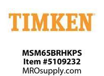 TIMKEN MSM65BRHKPS Split CRB Housed Unit Assembly