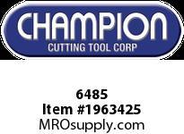 Champion 06485 iPAC XGO-1/8 BLACK GOLD