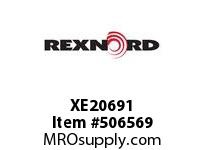 XE20691 FLANGE CARTRIDGE BLK W/ND 6886215