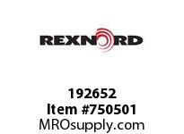 REXNORD 192652 593196 262.S71-8.CPLG STR SD