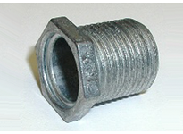 "Bridgeport 1791-DC 1/2"" EXTRA LONG conduit nipple"