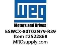WEG ESWCX-80T02N79-R39 XP FVNR 40HP/460 N79 230/120V Panels