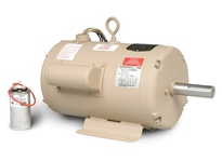 UCLE153 1.5-3HP, 3450RPM, 1PH, 60HZ, 145TZ, 3532LC, TE