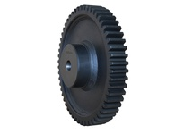 C2050 Spur Gear 14 1/2 Degree Cast Iron
