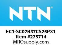 NTN EC1-SC07B37CS25PX1 SMALL SIZE BALL BRG(STANDARD)