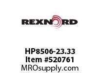 REXNORD HP8506-23.33 HP8506-23.33 169627