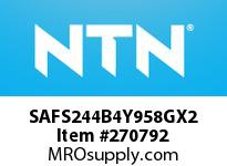NTN SAFS244B4Y958GX2 BRG PARTS(PLUMMER BLOCKS)
