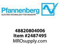 Pfannenberg 48820804006 Strainer (1/2^) Chiller Accessory
